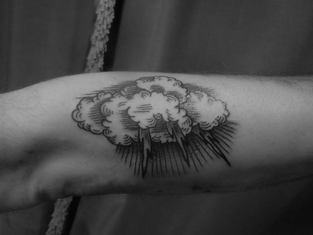 cloud tattoo 2