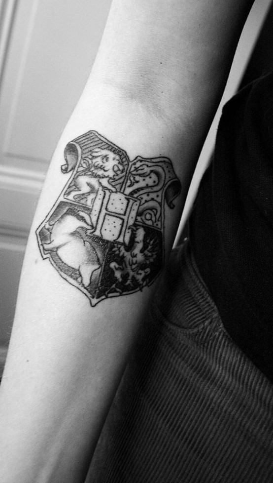 harry potter tattoo 5