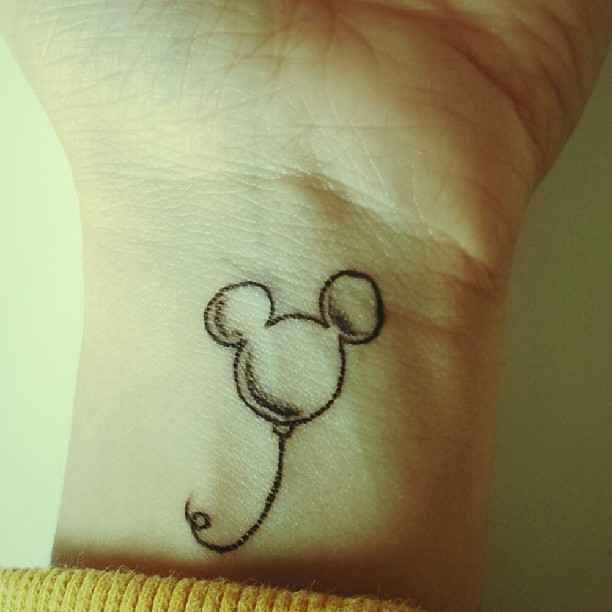 disney tattoo 3