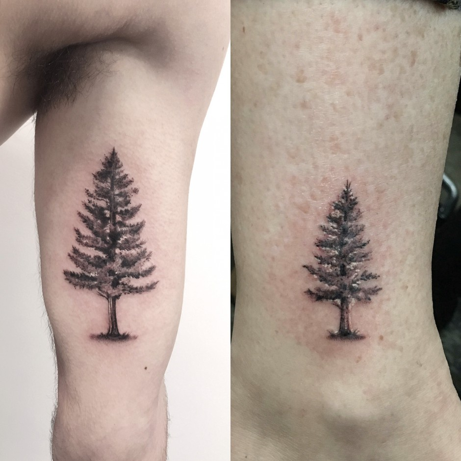 Tattoo Submission: Mark (New York City) | Tattoologist