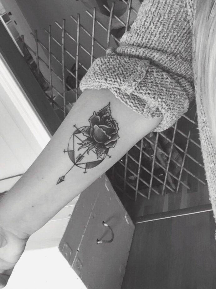 Tattoo Submission- Andrine Tufte (Norway, Risør)